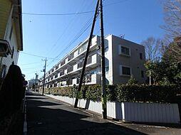 高台に位置し眺望良好。 サニークレスト聖蹟桜ヶ丘