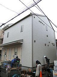 フラワーハウス[101号室]の外観