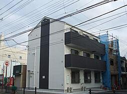 神奈川県横須賀市追浜東町3丁目の賃貸アパートの外観