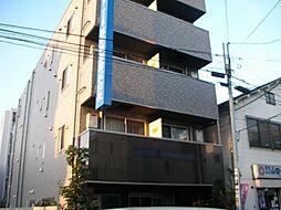第43シンエイビル[3階]の外観