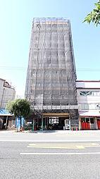 セントラルプラザ大淀[4階]の外観