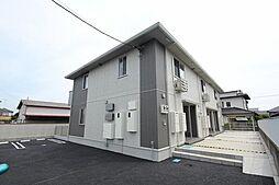 アムール花崎[2階]の外観