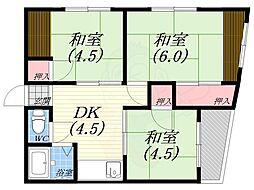 香櫨園駅 5.7万円