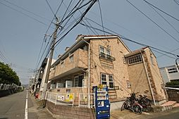 ティーガー新和町[101号室]の外観