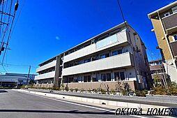 ロイジェントパークスレイクタウンF[3階]の外観
