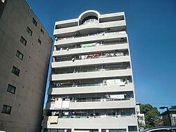 LIVE COURT MOURI[2階]の外観