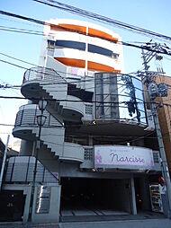 クレスト西田辺[6階]の外観