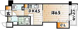 プレステージ・デル・さくら[2階]の間取り