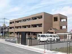 近鉄京都線 大久保駅 バス15分 ジャスコ久御山店前下車 徒歩3分の賃貸マンション