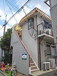 ドミー東高円寺B[1階]の外観