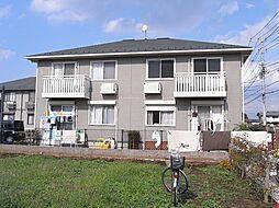 ルピナスB棟[1階]の外観