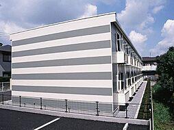 レオパレスメルベーユIV[2階]の外観