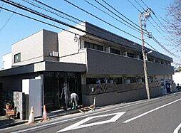 VILLA大東京[202号室]の外観