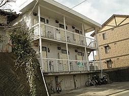 愛知県長久手市打越の賃貸アパートの外観