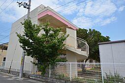 兵庫県伊丹市荻野西2丁目の賃貸アパートの外観