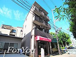 兵庫県神戸市灘区篠原南町6丁目の賃貸マンションの外観