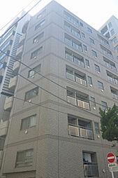 東京都中央区日本橋中洲の賃貸マンションの外観