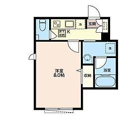 Maison Grandeur[1階]の間取り