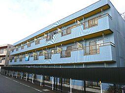 静岡県三島市日の出町の賃貸アパートの外観