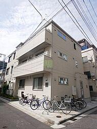 東京都墨田区石原2丁目の賃貸アパートの外観