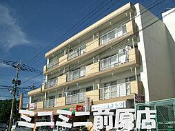 福岡県糸島市浦志1丁目の賃貸マンションの外観
