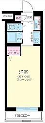 東京都練馬区氷川台4丁目の賃貸マンションの間取り