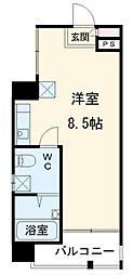 エテルノ荻窪[8階]の間取り