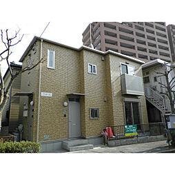 神奈川県川崎市幸区塚越3丁目の賃貸アパートの外観