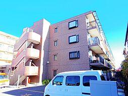 埼玉県新座市東1丁目の賃貸マンションの外観