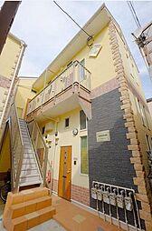 ユナイト鶴見ジュメイラ[1階]の外観