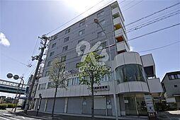 兵庫県神戸市長田区大橋町10丁目の賃貸マンションの外観