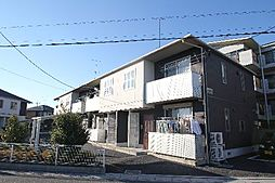 プラカハウスB[1階]の外観
