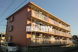 マンション センティア[2階]の外観