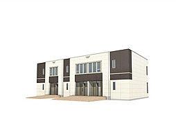 仮)田寺新築アパート[2階]の外観