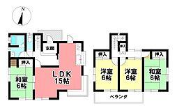 越戸駅 2,680万円