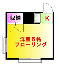 新井薬師前駅 3.0万円
