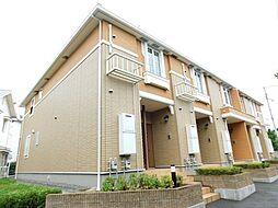 福岡県北九州市小倉南区若園2丁目の賃貸アパートの外観