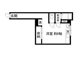 九条駅 4.2万円