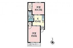 江古田ローヤルコーポ 2階
