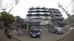 サンハイツ高井田[3階]の外観