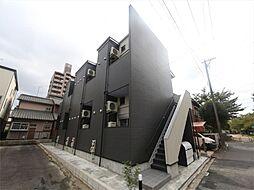 愛知県名古屋市西区万代町2丁目の賃貸アパートの外観