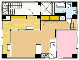 ATOM VIEW[4階]の間取り