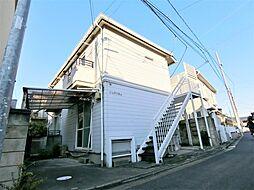 東京都練馬区桜台6丁目の賃貸アパートの外観