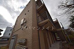 大黒屋ガーデンハイツ(ダイコクヤガーデンハイツ)[1階]の外観