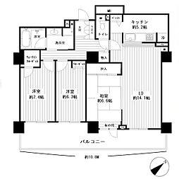 ローレルスクエア千葉ニュータウン中央F棟