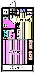 KS-DIO[5階]の間取り