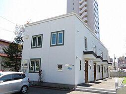 [タウンハウス] 北海道札幌市中央区南十一条西14丁目 の賃貸【/】の外観