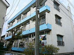 サンキンマンション[2階]の外観