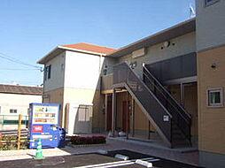 福岡県北九州市小倉北区三郎丸3丁目の賃貸アパートの外観