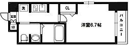アドバンス新大阪VIビオラ[11階]の間取り